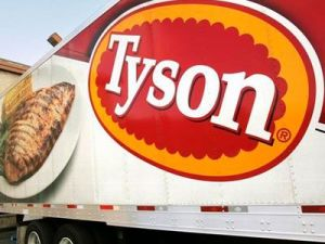Tyson Foods will invest $84 million as part of its commitment to the continued success of its Union City, Tennessee poultry plant