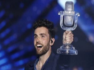 European Broadcasting Union Won't Cancel Lawrence's Eurovision Victory