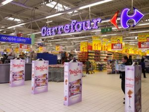 The 31st Carrefour hypermarket opened in Romania