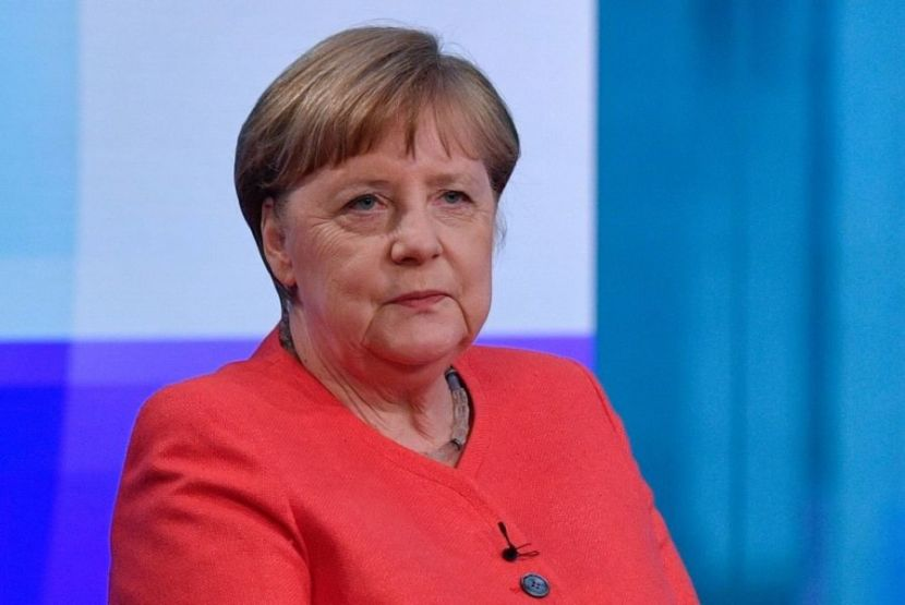 Merkel Called the Economic Situation in Germany the Most Difficult in History