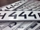 There Will Be New License Plates in Russia
