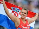 Perkovic throws beyond 70m twice in Zagreb