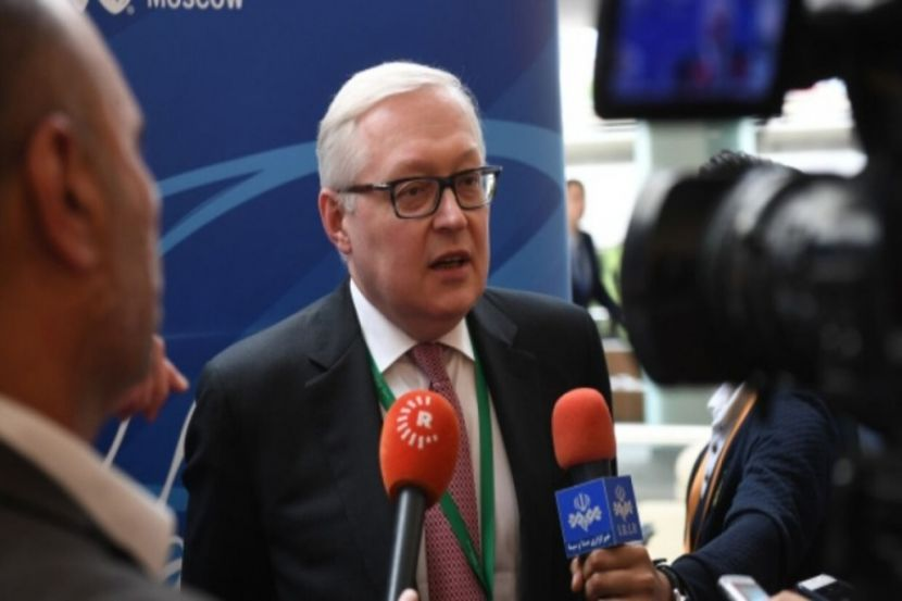 Ryabkov: the United States Will not Be Easy to Extend Arms Embargo against Iran in UN Security Council