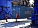FESCO and Rail Cargo Logistics-RUS Dispatched the First Batch of Flexitank Butter to China