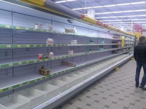 Russians are Afraid of the Food Crisis Beginning